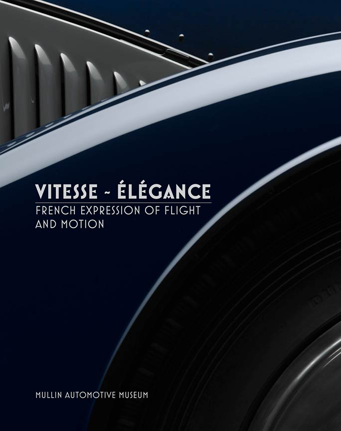 Vitesse Èlègance: French Expression of Flight and Motion