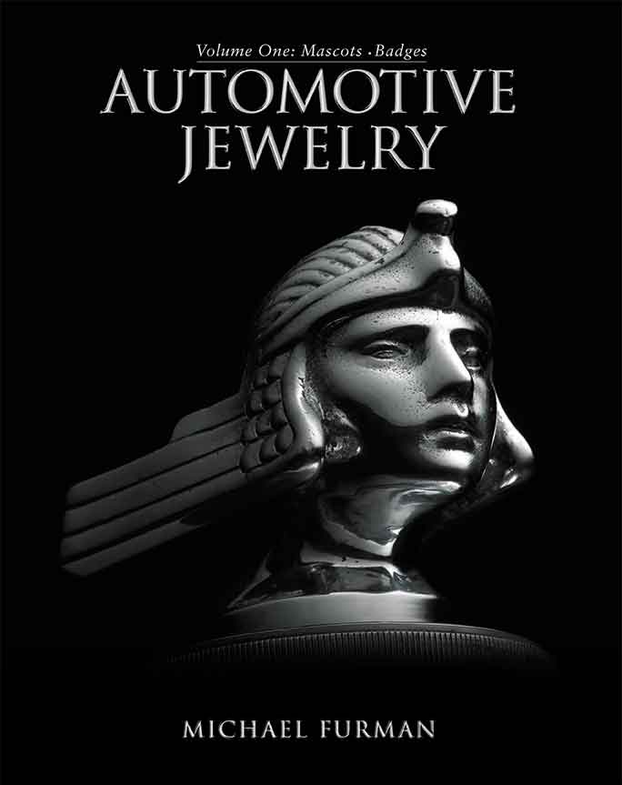 Automotive Jewelry, Volume One: Mascots • Badges